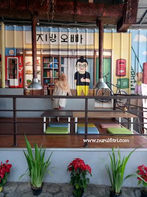 Kuliner Korean BBQ di Fat Oppa Bandung