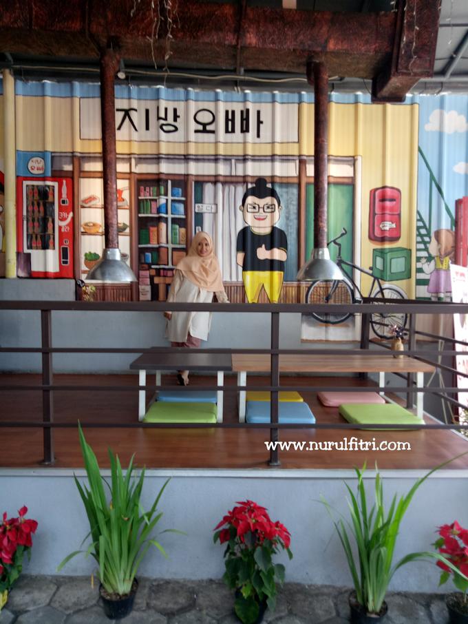 Menikmati Korean BBQ Menu Paket Duk-Duk Fat Oppa Sambil Berbagi