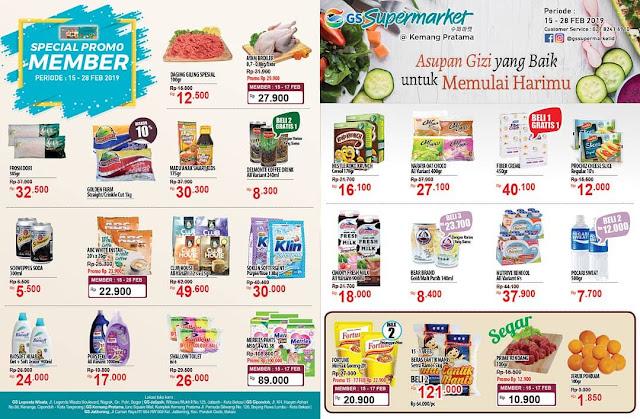 #GSSupermarket - #Promo #Katalog Periode 15 - 28 Februari 2019