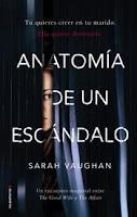 Sarah Vaughan Anatomía de un escándalo