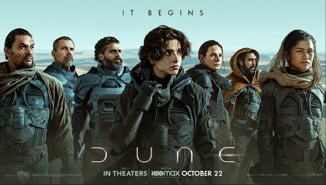 Dune (Trailer Film 2021)