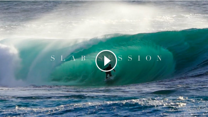 Crazy Slab Session in WA With Kerby Brown - Single Sessions