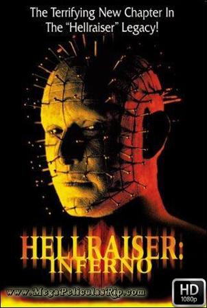 Hellraiser 5: Inferno [1080p] [Latino-Ingles] [MEGA]