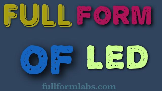 LED full form