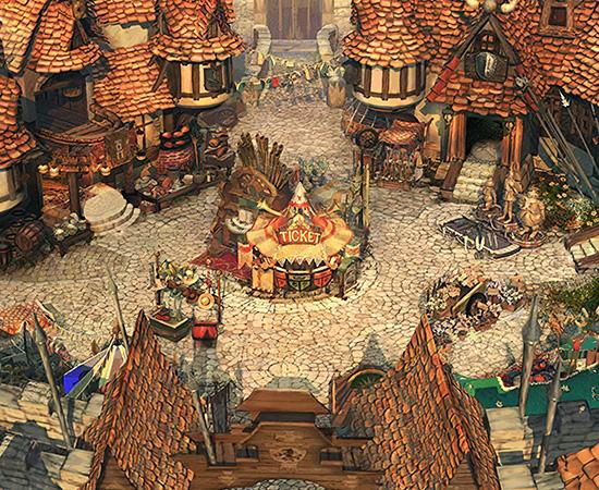 Reino de Alexandria - Final Fantasy IX