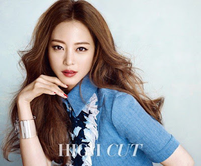 Han Ye Seul High Cut Vol. 169