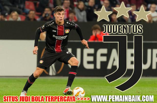 Klub Juventus Segera Buru Wonderkid Bayer Leverkusen