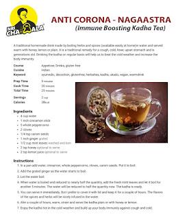 Make In India chai