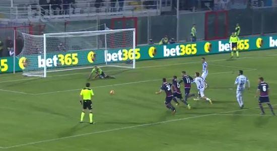 Crotone Pescara 2-1 Highlights