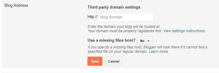 connect custom domain with blogger website, Godaddy, Blogger, Custom Domain
