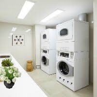 Play GenieFunGames luxury laundry Room Escape