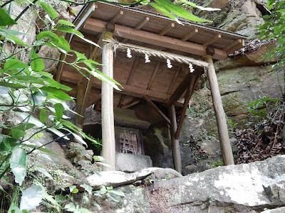 函南:不動の滝