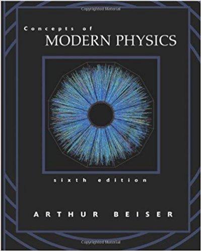 MODERN PHYSICS By BEISER