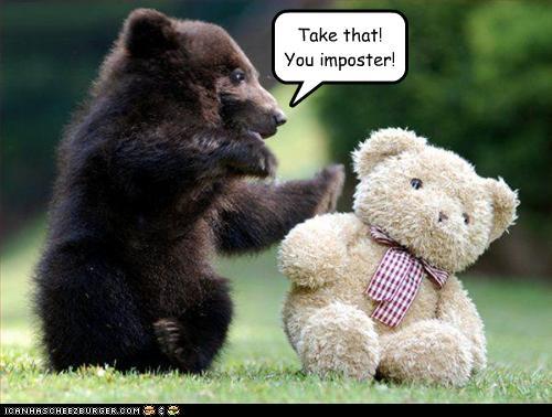 Charmin Bear Family | Funny Pictures, Quotes, Pics, Photos ... |Funny Black Bear Family