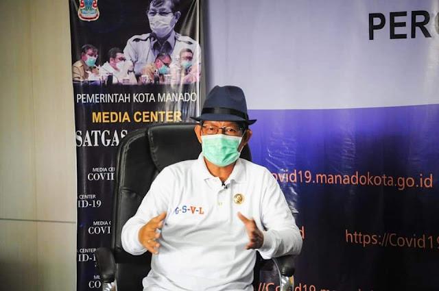 """Cegah Covid - 19 , Mulai 27 Mei 2020 , Pintu Masuk Kota Manado akan diperketat """"Ini syaratnya yang harus disediakan"""""""