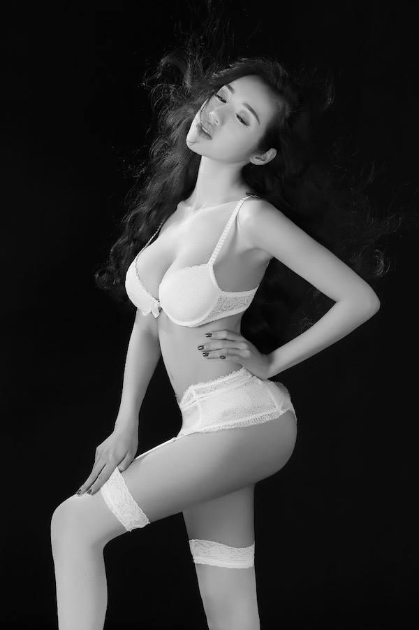 a6 - Hot Model ELLY TRAN Beautiful Sexy