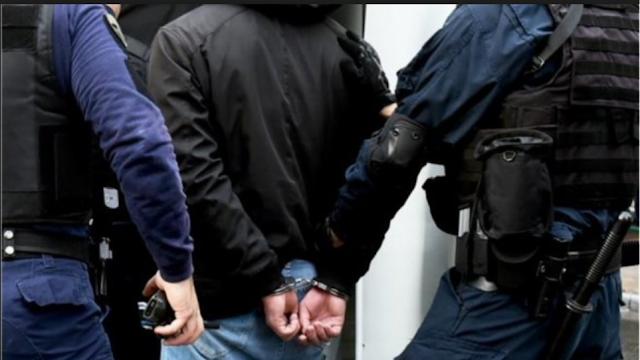 Σύλληψη στην Τρίπολη για ληστεία στο Ναύπλιο