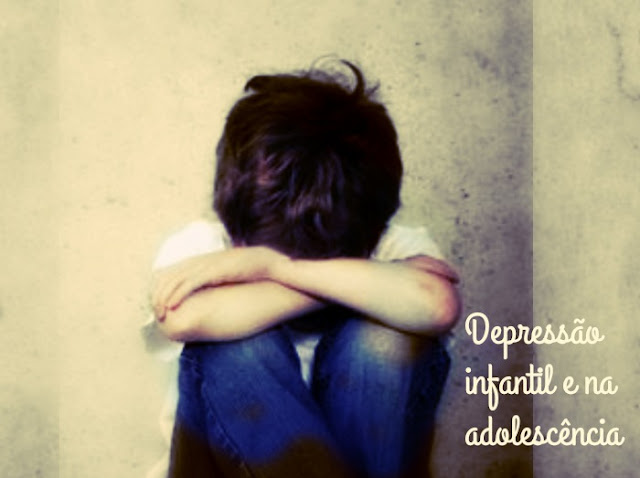 depressão em criança