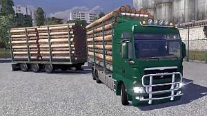 MAN TGX Wood BDF
