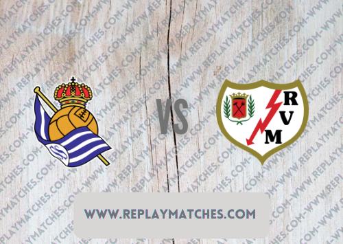 Real Sociedad vs Rayo Vallecano -Highlights 22 August 2021