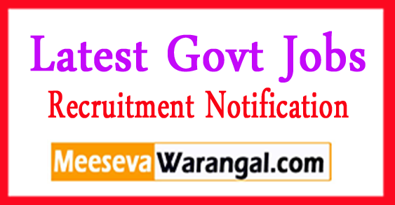 National Seeds Corporation Limited NSCL Recruitment