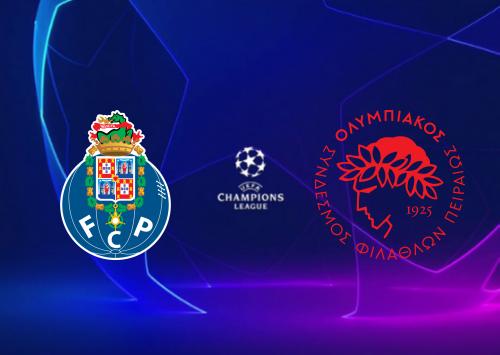 Porto vs Olympiakos Piraeus -Highlights 27 October 2020