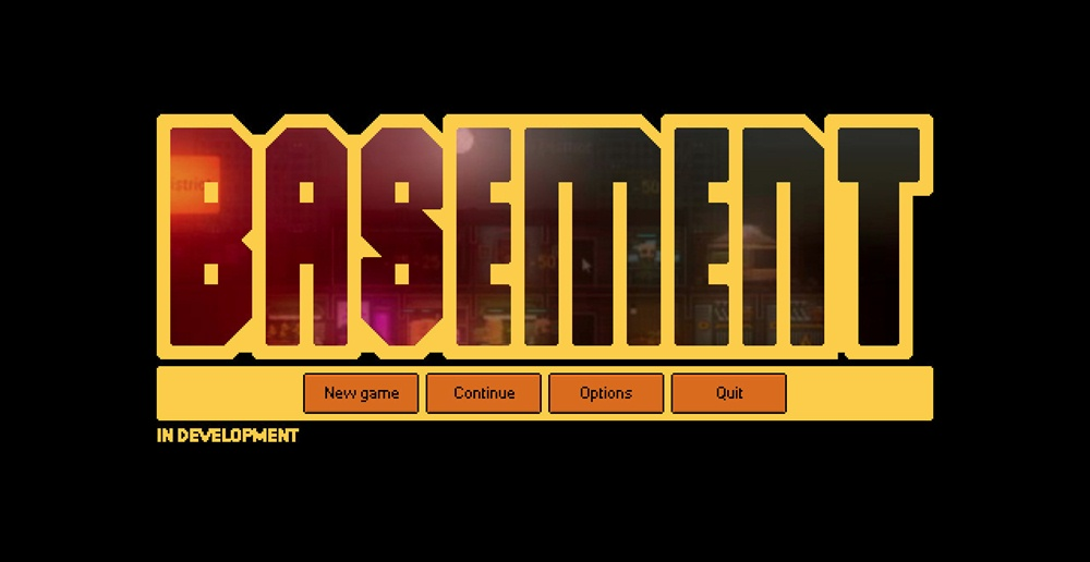 Basement Game Free Download Poster