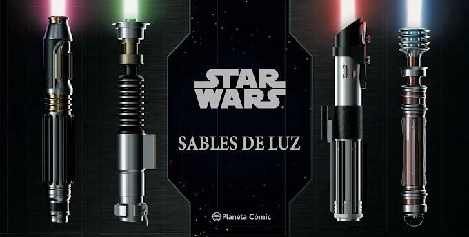 La importancia de los pequeños detalles o Star Wars: Sables de luz