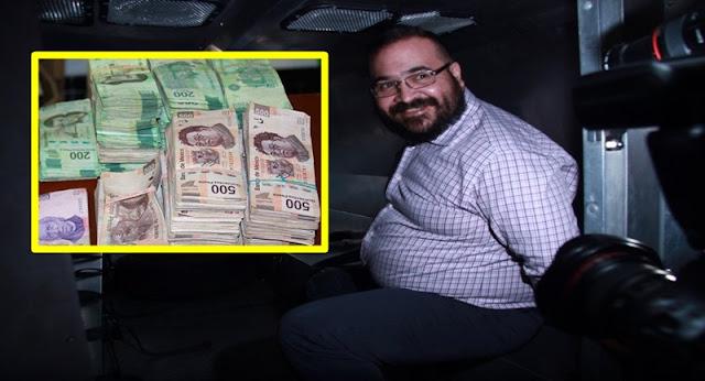 La estancia de Duarte en el reclusorio nos costará 269 mil pesos.