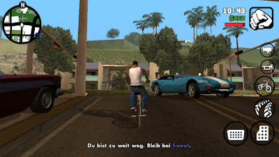 game Grand Theft Auto android
