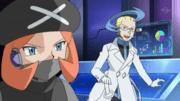 Capitulo 15 Temporada 16: ¡El complot por el poder Pokémon del Equipo Plasma!