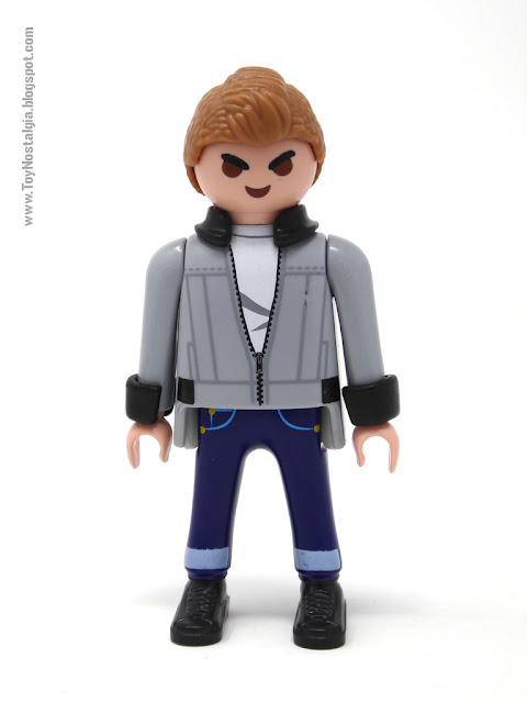 Biff Tannen Playmobil Regreso al Futuro - Calendario de Adviento (Playmobil Back To The Future - Calendario de Adviento)