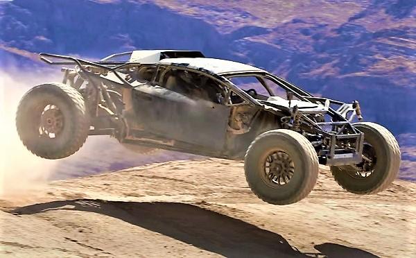 Lamborghini Jumpacan The Mint 400