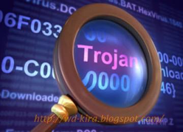 Wd-Kira 6 Jalan Masuknya Virus ke Komputer