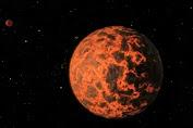 """Ditemukan, Panas Planet """"Neraka"""" 3.200 Derajat Celcius"""