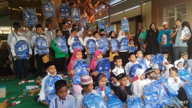 SYD JOMBANG : Merawat Generasi Emas Indonesia Melalui Doa Bersama dan Santunan Yatim