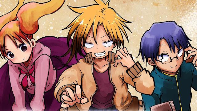 Manga Heion Sedai no Idaten-tachi tendrá adaptación al anime