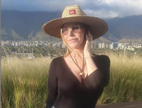 Hilda Abrahamz es criticada por hacer publicidad a Conviasa