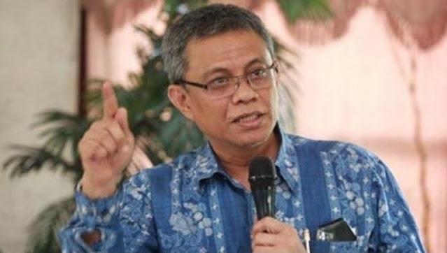 Didik J. Rachbini: Pemerintahan Jokowi Raja Utang