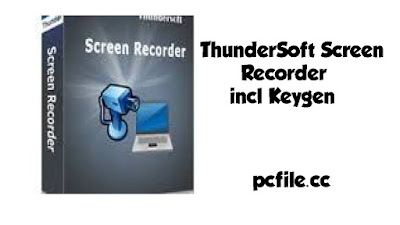 ThunderSoft Screen Recorder 10.6.0 incl Keygen Free Download