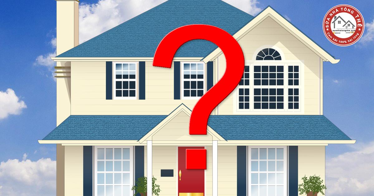Sửa nhà trọn gói là gì ?
