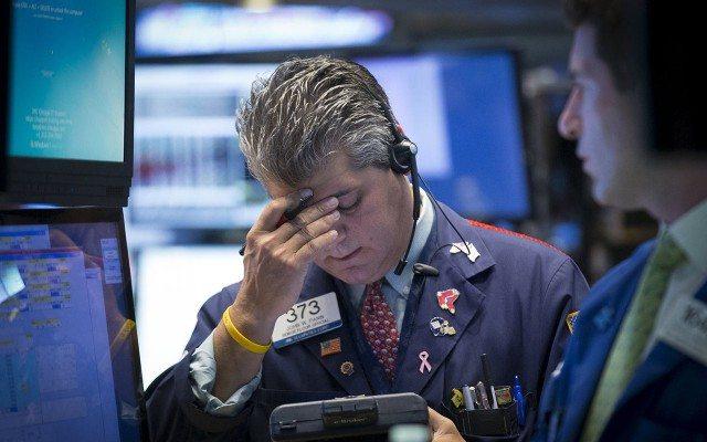 Wall Street cae