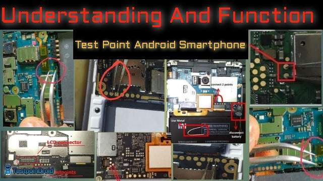Understanding And Function Test Point Android Smartphone