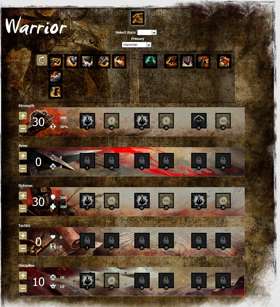 Tales of the Mists: A Guild Wars 2 Profession Build Realm: [19
