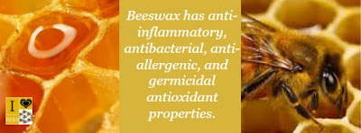 facts about beeswax