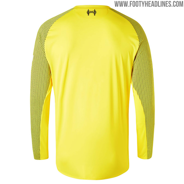 Liverpool 18-19 Goalkeeper Home Kit. This is the new Liverpool 2018-2019 goalkeeper  jersey. +1 b22ef87fa