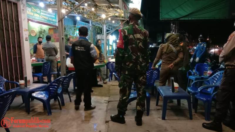 Zona Merah, Forkopimda Dumai Bentuk Tim Gabungan Razia Pedagang Malam