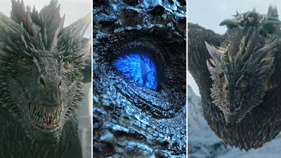 Juego de Tronos: Los momentos épicos de los Dragones de Daenerys