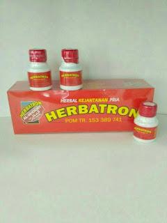 Jual HERBATRON Herbal Stamina Dewasa dan Menyuburkan Sperma