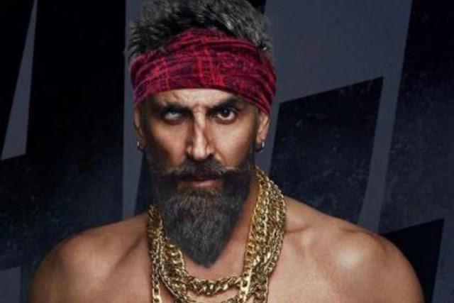 Revealing Akshay's new look